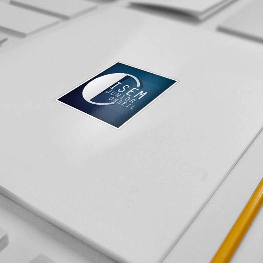 logo isem junior conseil