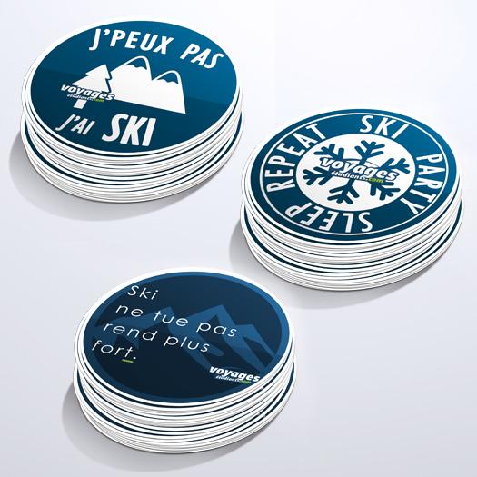 stickers voyages etudiants
